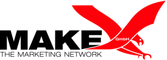 Make X GmbH - The Marketing Network Logo